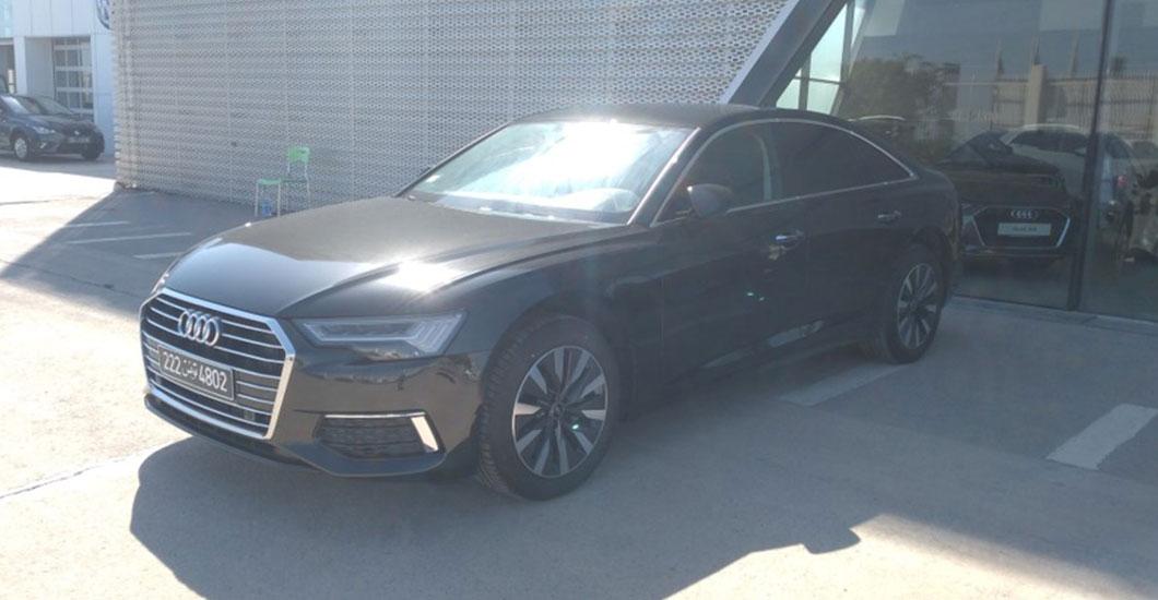 Audi A6 Berline 40 TFSI Avus
